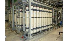 Ovivo - Ultra Filtration Unit