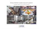 Envac - Kitchen Waste Systems - Brochure