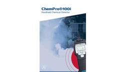 Environics - Model ChemProX - New Generation Handheld Chemical Detector Brochure