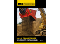 ALLU Transformer Product Catalogue
