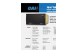 Model 700 FTIR - Fourier Transform Infrared Analyzer Brochure