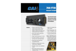Model 700 FTIR - Heated Sampler Brochure