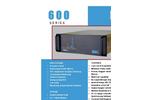 600 Series FTIR Analyzer Specification Sheets (PDF 474 KB)