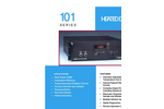 Model 101 Series Heated Sample Diluter Specification Sheets (PDF 94 KB)