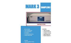Mark 3 Sampling System Specification Sheets (PDF 397 KB)