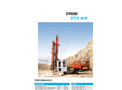 DR580 - Surface DTH Drill Rigs – Specification