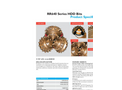 Horizontal Direction Drilling (HDD) bits - HDX30_9.875 Brochure