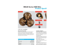 Horizontal Direction Drilling (HDD) bits - HDX40_9.875 Brochure