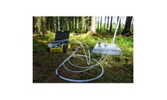 Gas monitoring instruments and systems for greenhouse gases from Soil sector