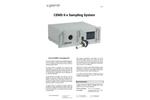 Gasmet CEMS II e Sampling System - Technical Data