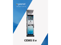 Gasmet - Model CEMS II e - Continuous Emissions Monitoring System