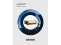 Gasmet - Model DX4000 - Portable FTIR Gas Analyzer - Brochure