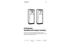 Gasmet - Model GT90 Dioxin+ - Dioxin Monitoring System - Technical Datasheet