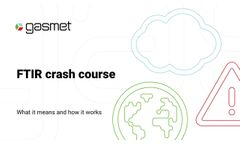 FTIR Crash Course by Gasmet - Video
