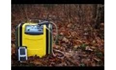 Greenhouse Gas Soil Flux Measurement Using Gasmet DX4040 Portable FTIR Gas Analyzer (Demonstration) - Video