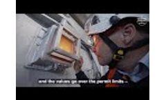 Gasmet Customer Story: Tammervoima Waste Incineration Plant in Finland 2019 Video