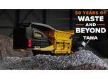 New TANA 440 Series shredders – Unique versatility