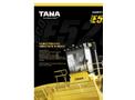 TANA E520eco Landfill Compactor (Tier 4 Final) - Brochure