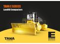 TANA E Series Landfill Compactors - Brochure