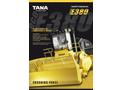 Tana - Model E380eco - Landfill Compactor - Brochure