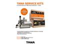 Tana - Service Kits (Tier 4 eco) - Brochure