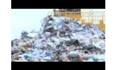 New TANA E Series Landfill Compactor Video