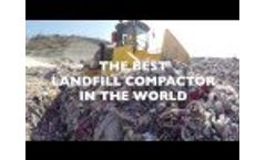 Landfill Compactor Comparison: Tana vs. Bomag Video