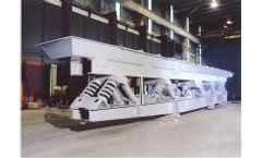 Foundry Vibrating Conveyors