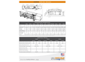 Mobile Trailer Skid System - Specifications