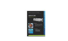 Aqua - Model UV MP - Medium Pressure UV System Brochure