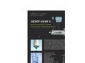 Geno - Model UV-60 S - UV System Brochure