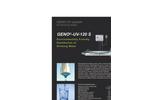 Geno - Model UV-120 S - UV System Brochure