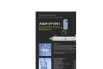 Aqua - Model UV 200 I - UV System Brochure