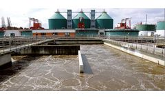 Water analysis for municipal wastewater treatment