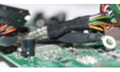 RoHS analysis in electronic equipment
