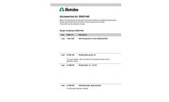 Metrohm - 2.940.1440 - 940 Professional IC Vario ONE/SeS/HPG - Brochure