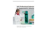 Model 945 Professional Detector Vario IC Amperometric Detector - Brochure