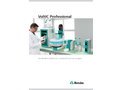 Metrohm - Model VoltIC Professional 1 - Linked System of IC and Voltammetry - Brochure