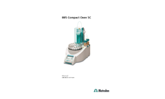 885 Compact Oven Sample Changer - Brochure