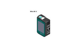 Metrohm - Model Mira M-3 - Handheld Raman Spectrometer - Manual
