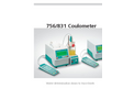 Metrohm - Model 756 and 831 - Coulometers - Brochure