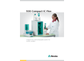 930 Compact IC Flex - Compact Ion Chromatography System for Routine Analysis - Brochure