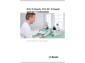 916 Ti-Touch, 915 KF Ti-Touch and 917 Coulometer Compact Titrator for Routine Analysis - Brochure