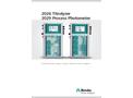 2026 Titrolyzer - 2029 Process Photometer - Brochure