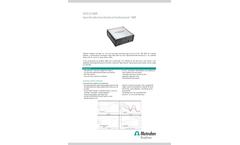 SPELECNIR - Spectroelectrochemical Instrument NIR - Brochure
