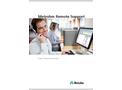 Metrohm Remote Support - Brochure