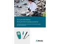 913 pH/DO Meter - 914 pH/DO/Conductometer - Brochure