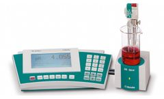 Metrohm - Model 780 and 781 - Advanced Laboratory pH and Ion Meters