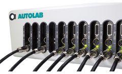 Autolab - Multichannel Line instruments - Electrochemistry Times Twelve