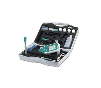 Metrohm - Model 2.914.0110 - 914 pH/Conductometer with iConnect with Accessories Case